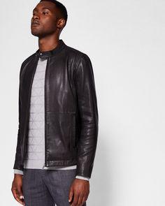 Image result for smart leather jacket