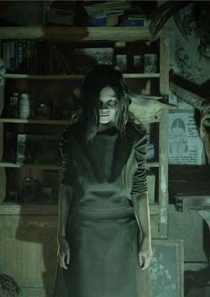 Evelyne - Resident Evil 7 Biohazard