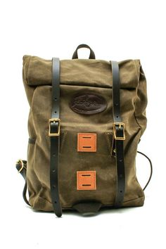 Arrowhead Roll Top Pack