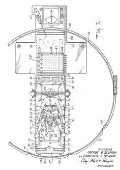 Patente para dar a luz por fuerza centrífuga