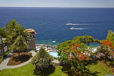 With a stay at The Cliff Bay in Funchal, you'll be on the waterfront and convenient to Barreiros Stadium and Madeira Story Centre Museum. This 5-star hotel is within close proximity of Madeira Casino and Funchal Marina.  See Photos & Booking Options here  http://www.lowestroomrates.com/avail/hotels/Portugal/Funchal/The-Cliff-Bay.html?m=p #FunchalHotels