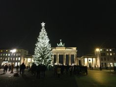 Brandeburgo by night
