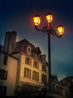 Quai des brumes by Sebastien Anglada on 500px ~ France