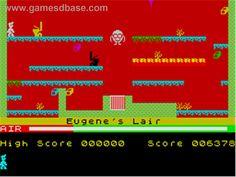 Manic Miner (ZX Spectrum)