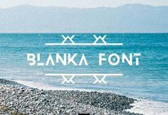 Download Blanka free font - http://www.vectorarea.com/download-blanka-free-font