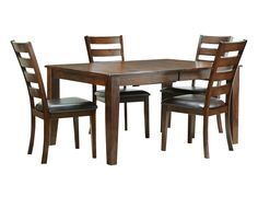 Slumberland | Kona Collection - 5Pc Dining Set