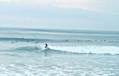 Riding the waves at Legong keraton hotel, Bali. Bali, Waves, Outdoor, Outdoors, Outdoor Games, Outdoor Living, Wave