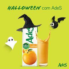 Campanha: Halloween com AdeS