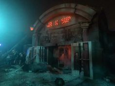 PHOTOS: First Look at Halloween Horror Nights 30 at Universal Studios Florida from Team Member Preview - WDW News Today Universal Parks, Universal Studios Florida, Seek And Destroy, Halloween Horror Nights, Team Member, News Today, Around The Worlds, Disney, Photos