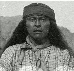 Washcantah o Paslautau,Apache