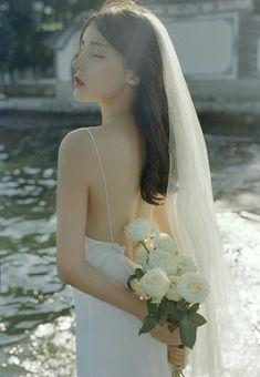 Wedding Pics, Wedding Couples, Wedding Dresses, Girl Pictures, Girl Photos, Girl Photo Shoots, Korean Wedding, Girls World, Japanese Models