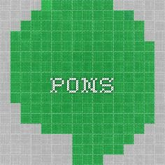 PONS - Dictionary
