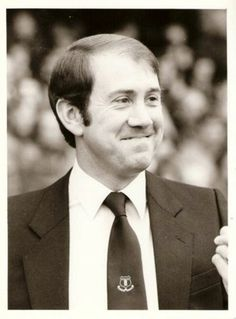 Howard Kendall Everton manager