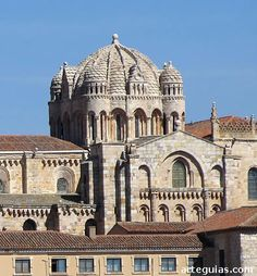 CATEDRAL ZAMORA Romanesque Architecture, Spanish Architecture, Church Architecture, Religious Architecture, Old World, Places To Visit, Castle, Around The Worlds, Europe