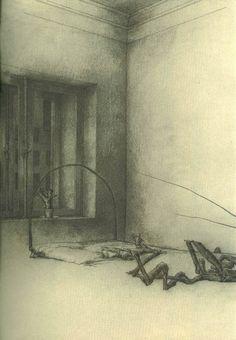 Franz Kafka´s THE METAMORPHOSIS Illustrated by José Hernández