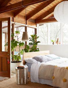 Top Ten Australian Homes of 2016 · Poppy Lane, Scott Gibson & Family (The Design Files) Pop And Scott, Australian Homes, The Design Files, Home Decor Bedroom, Modern Bedroom, Bedroom Furniture, Furniture Design, Inspired Homes, House Colors