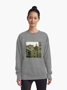"""Dreaming of Florence 4"" Lightweight Sweatshirt by nikolaeftimov | Redbubble"