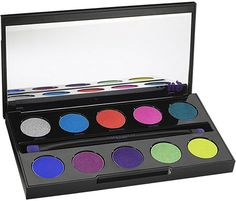 $40 URBAN DECAY Electric pressed pigment palette