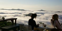 You can literally sit amongst the clouds at this Japanese resort » Lost At E Minor: For creative people