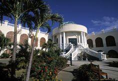 casino, grapetree bay, st. croix, us virgin islands, caribbean