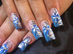 long nail art 75rr