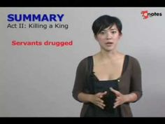 Macbeth Short Summary -  This source is a video of a woman telling the plot and characters of a William Shakespeare´s play, MacBeth.
