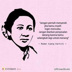 Selamat hari Raden Ajeng Kartini 2016 Untuk Seluruh Perempuan Indonesia | Twitter