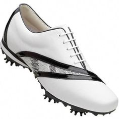 cbe60d83f43c38 These FootJoy Women s LoPro Collection Golf Shoes offer superior comfort  and…  Ladiesgolf Spikeless Golf