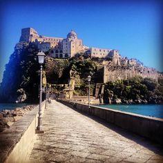 Castello Aragonese,Ischia
