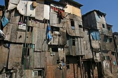 Slums of Mumbai, India. i just want to experience it in person Places To See, Places Ive Been, Slums, Incredible India, Amazing, Architecture, Old Houses, Urban Decay, Houses