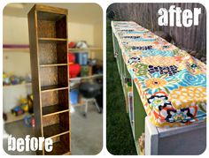 Padded Bench Tutorial   So You Think You're CraftySo You Think You're Crafty