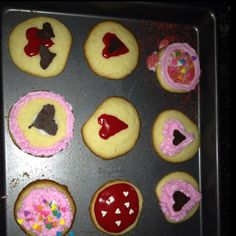 more valentines day baking