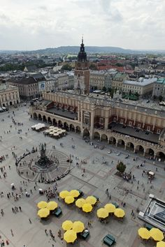 Checked this off a few years ago. - Krakow. Cracow. Poland