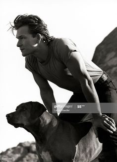 View and license Patrick Swayze pictures & news photos from Getty Images. Dirty Dancing, Beautiful Men, Beautiful People, Hollywood, American Actors, Celebrity Crush, Actors & Actresses, The Outsiders, Celebs
