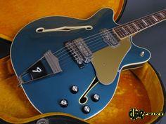 Fender Coronado Ii 1967 Lake Placid Blue