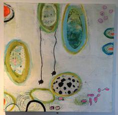 Fruen skriver...........: Mine malerier