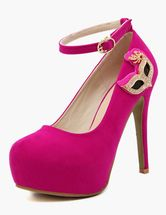 Stiletto Heel Buckled Platform Pumps. Enjoy unbeatable discounts up to 70% Off at Milanoo using Coupon & Promo Codes.