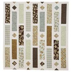 Make this as my 'modern quilt' ?  It looks very simple.