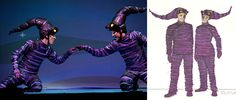 flotsam and jetsam costumes - Google Search