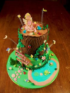 Fairy cake | Flickr - Photo Sharing!