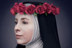 Santa Rosa de Lima: reconstruyen rostro de santa católica limeña | www.tvperu.gob.pe
