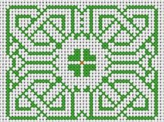 Celtic Knot – Cross-Stitch