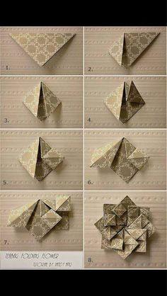 Origami Tutorial ^^