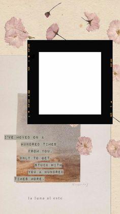 Polaroid Frame Png, Polaroid Picture Frame, Polaroid Pictures, Picture Templates, Photo Collage Template, Foto Frame, Instagram Frame Template, Framed Wallpaper, Instagram Background
