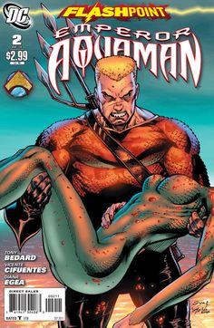 Flashpoint: Emperor Aquaman (DC, 2011) #2 (of 3)