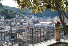 Modica Alta, Sicily.
