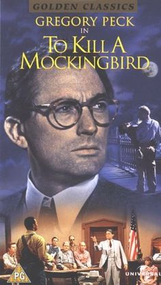 To Kill A Mockingbird...a must read and see