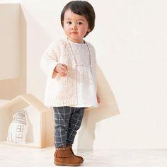 Casaco de mangas compridas R Baby | La Redoute