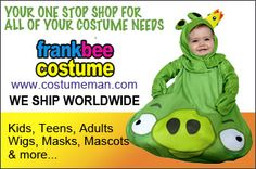 Costumes and Party accessories