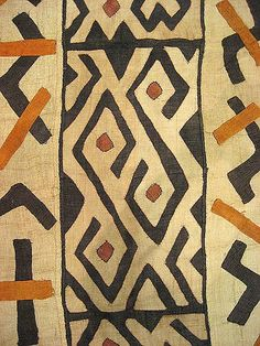 Kuba Cloth #11 - Just Africa Art Gallery and Retail Shop - Buy Handcrafted Art and Gifts from a Reputable Art Dealer
